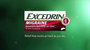 Excedrin Migraine TV Spot, 'Baker' - Thumbnail 9