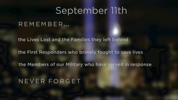 Wounded Warrior Project TV Spot, 'September 11th' - Thumbnail 2