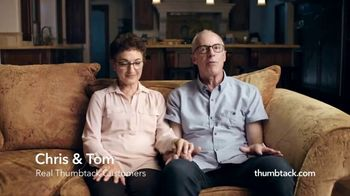 Thumbtack TV Spot, 'Dinner is Saved'