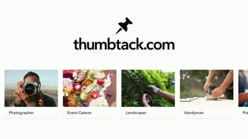 Thumbtack TV Spot, 'Dinner is Saved' - Thumbnail 8