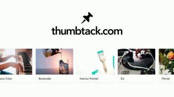 Thumbtack TV Spot, 'Dinner is Saved' - Thumbnail 9