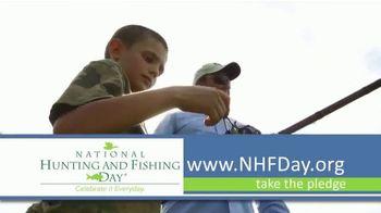 NHFDay TV Spot, 'Take the Pledge to Enter to Win!' Feat. Richard Childress - Thumbnail 4