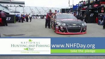 NHFDay TV Spot, 'Take the Pledge to Enter to Win!' Feat. Richard Childress - Thumbnail 5