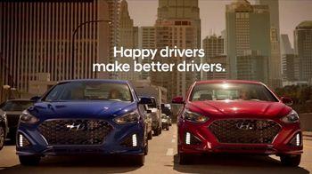 2018 Hyundai Sonata TV Spot, 'Duet: Traffic' Song by Neil Diamond [T2] - Thumbnail 7