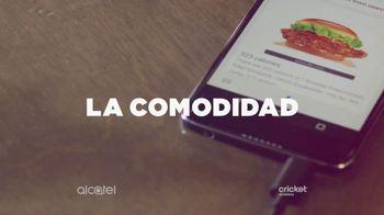 Alcatel IDOL 5 TV Spot, 'Toda la comodidad' canción de Gyom [Spanish] - 197 commercial airings