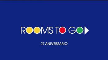 Rooms to Go Venta de Aniversario TV Spot, 'Prepárate' [Spanish] - Thumbnail 1