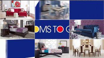 Rooms to Go Venta de Aniversario TV Spot, 'Prepárate' [Spanish] - Thumbnail 10