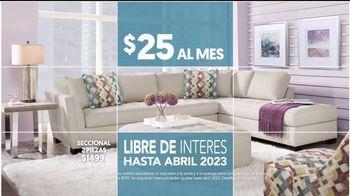 Rooms to Go Venta de Aniversario TV Spot, 'Prepárate' [Spanish] - Thumbnail 9