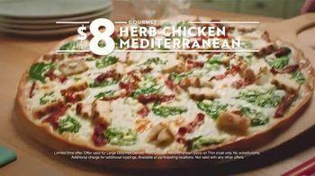 Papa Murphy's Herb Chicken Mediterranean Pizza TV Spot, 'Fresh' - Thumbnail 8