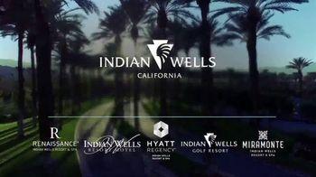 Indian Wells TV Spot, 'Courtside' - Thumbnail 10