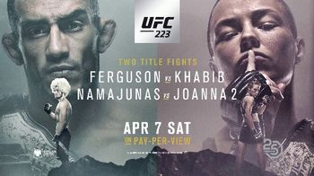 UFC 223 TV Spot, 'Ferguson vs. Khabib: Time' - Thumbnail 9
