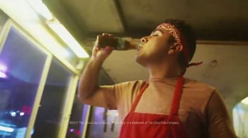 Coca-Cola TV Spot, 'Food Feuds: Latin Food' Featuring Aaron Sanchez - Thumbnail 9