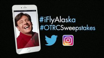 Alaska Airlines TV Spot, 'OTRC Sweepstakes: Star Treatment'