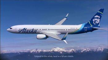 Alaska Airlines TV Spot, 'OTRC Sweepstakes: Star Treatment' - Thumbnail 5