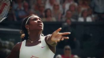 Nike TV Spot, 'Until We All Win' Featuring Serena Williams - Thumbnail 1