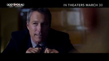 God's Not Dead: A Light in Darkness - 177 commercial airings