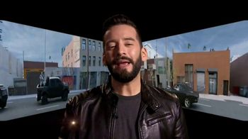 Fast & Furious Supercharged TV Spot, 'Telemundo: Drop-In' Featuring Francisco Cáceres - 1 commercial airings