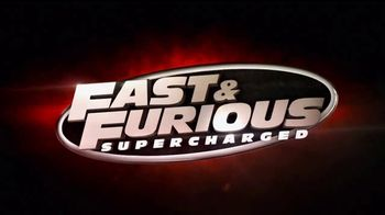 Fast & Furious Supercharged TV Spot, 'Telemundo: Drop-In' Featuring Francisco Cáceres - Thumbnail 9