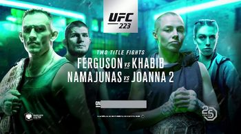 UFC 223 TV Spot, 'Ferguson vs. Khabib: Hype' - Thumbnail 10