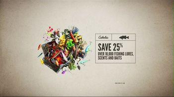 Cabela's Great Outdoor Days Sale TV Spot, 'Rods, Reels and Line' - Thumbnail 6