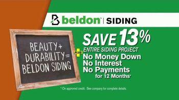 Beldon Siding TV Spot, 'More Than 70 Years' - Thumbnail 10