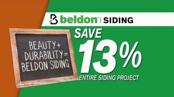 Beldon Siding TV Spot, 'More Than 70 Years' - Thumbnail 9