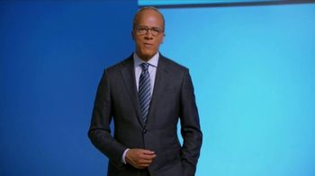 The More You Know TV Spot, 'Take the Stairs' Featuring Lester Holt - Thumbnail 6