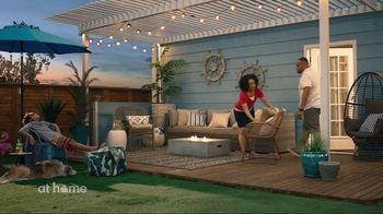 At Home TV Spot, 'Refresh, Repeat Patio' - Thumbnail 6