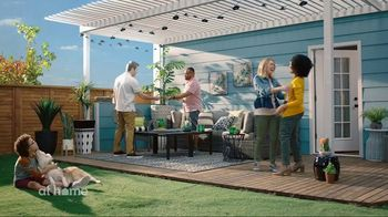 At Home TV Spot, 'Refresh, Repeat Patio'