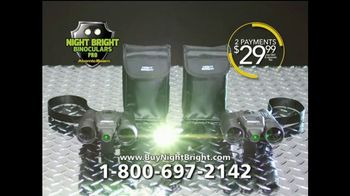 Atomic Beam Night Bright Binoculars TV Spot, 'Garbage Eating Critters' - Thumbnail 9