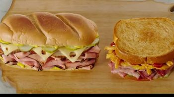 Arby's Sandwich Legends TV Spot, 'Therapy Peacock' - Thumbnail 2