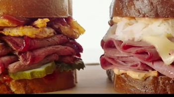 Arby's Sandwich Legends TV Spot, 'Therapy Peacock' - Thumbnail 5