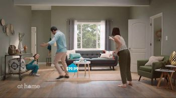 At Home TV Spot, 'Refresh, On Repeat Living Room' - Thumbnail 4