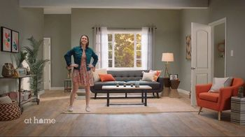 At Home TV Spot, 'Refresh, On Repeat Living Room' - Thumbnail 7
