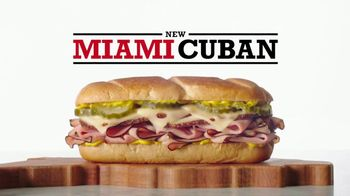 Arby's Miami Cuban TV Spot, 'Sandwich Legends: So Far South Cuban' - Thumbnail 8
