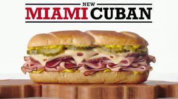 Arby's Miami Cuban TV Spot, 'Sandwich Legends: So Far South Cuban'