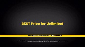 Sprint Ultimate Unlimited TV Spot, 'Not All Unlimited is Created Equal' - Thumbnail 10