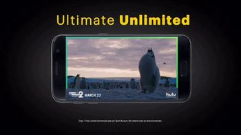 Sprint Ultimate Unlimited TV Spot, 'Not All Unlimited is Created Equal' - Thumbnail 4