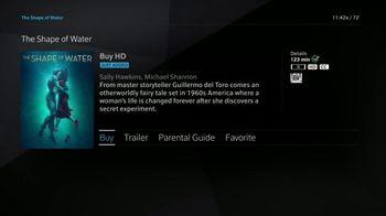 XFINITY On Demand TV Spot, 'The Shape of Water' - Thumbnail 5