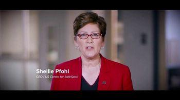 U.S. Center for SafeSport TV Spot, 'Olympic Athletes' - Thumbnail 5