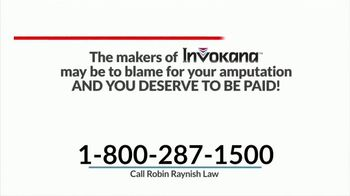 Robin Raynish Law TV Spot, 'Diabetes Medication' - Thumbnail 4