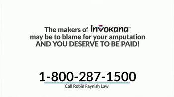 Robin Raynish Law TV Spot, 'Diabetes Medication' - Thumbnail 5