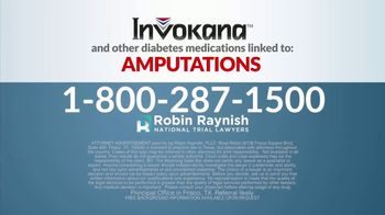 Robin Raynish Law TV Spot, 'Diabetes Medication' - Thumbnail 8