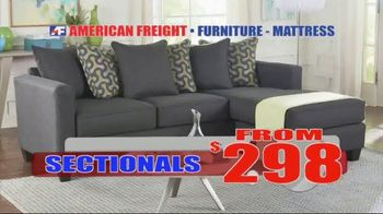American Freight Huge March Savings Event TV Spot, 'Living Room Packages' - Thumbnail 3