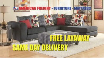 American Freight Huge March Savings Event TV Spot, 'Living Room Packages' - Thumbnail 6