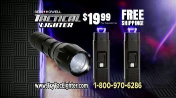 Bell + Howell Tactical Lighter TV Spot, 'Military Tough: Free TacLight' - Thumbnail 10