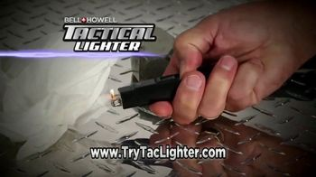 Bell + Howell Tactical Lighter TV Spot, 'Military Tough: Free TacLight' - Thumbnail 5