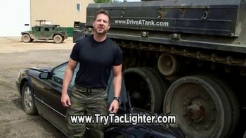 Bell + Howell Tactical Lighter TV Spot, 'Military Tough: Free TacLight' - Thumbnail 6