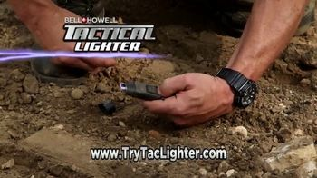Bell + Howell Tactical Lighter TV Spot, 'Military Tough: Free TacLight' - Thumbnail 7