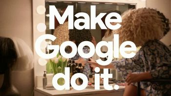 Google TV Spot, 'Hey Google: A Million Things Made Easier' Featuring Sia - Thumbnail 8